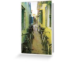 Lee Lee Ingram's 'Bikes' Greeting Card