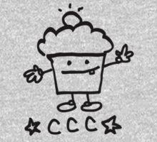 CCC B&W Tshirt Baby Tee