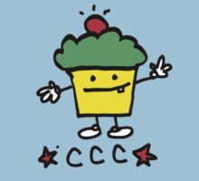 CCC color T shirt Kids Tee