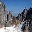 Flying The Ridge by ten2eight
