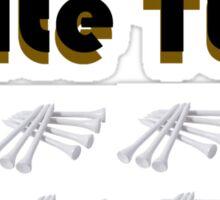 MY Blank white TEES Sticker