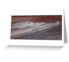 Yhevhe Stealth Submarine (I of II) Greeting Card