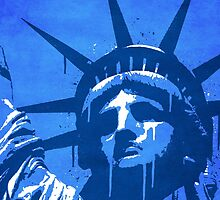 Liberty of New York by Durro