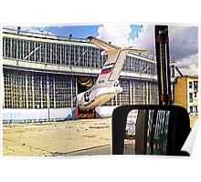 Аircraft Poster