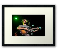 James Vincent McMorrow Framed Print