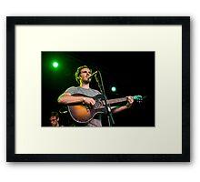 James Vincent McMorrow Framed Print
