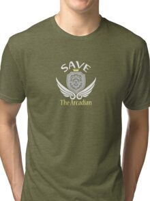 Save The Arcadian Tri-blend T-Shirt