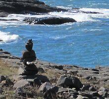 Nova Scotia Memories- Delaps Cove  by Sunny Shaffner