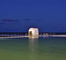Merewether Baths Pump House  by Park Lane  Photography
