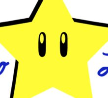 The Other Mario All-Stars Sticker