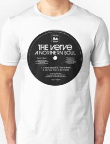 A Northern Soul Record Stamp T-Shirt