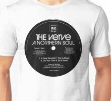 A Northern Soul Record Stamp Unisex T-Shirt
