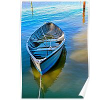 The Little Boat... Poster