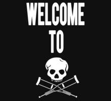 Welcome to Jackass! Baby Tee