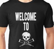 Welcome to Jackass! Unisex T-Shirt