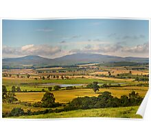 Northumberland View Poster