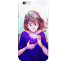 The Page of Cups iPhone Case/Skin