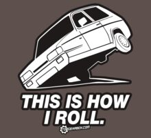 "Top Gear - Reliant Robin ""This is how I roll."" by TopGearbox"