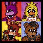 Five Nights at Freddy's by InkyBlackKnight