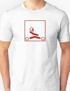 Karting Sports Pictogram T-Shirt