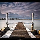 Tuncurry Jetty by JayDaley