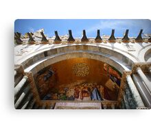 St. Mark's Basilica, Venice Canvas Print