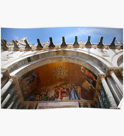 St. Mark's Basilica, Venice Poster