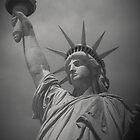 Black & White Liberty by Matt Farley