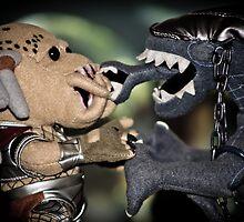 Alien Loves Predator  by Lance Jackson