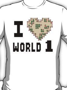 I Heart World 1 T-Shirt