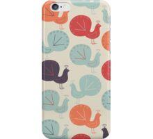 Peacock Pattern iPhone Case/Skin