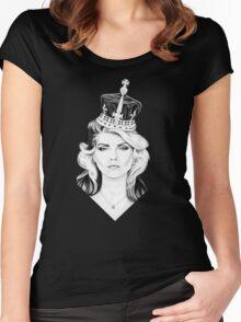 Debbie Harry Women's Fitted Scoop T-Shirt