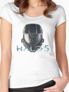 Halo 5 Women's Fitted Scoop T-Shirt