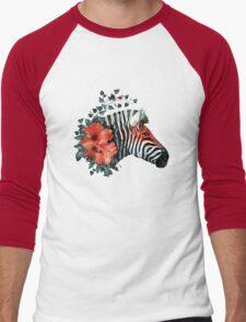 Untamed Men's Baseball ¾ T-Shirt
