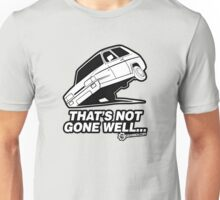 """Top Gear - Reliant Robin """"That's not gone well.."""" Unisex T-Shirt"""