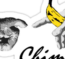 Chimpink - The Touch Sticker