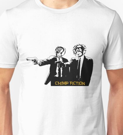 Chimp Fiction Unisex T-Shirt