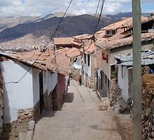 Cusco Street by slkphotography