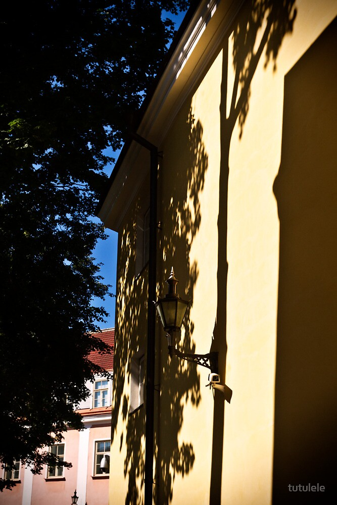Old Town, Toompea by tutulele
