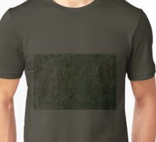 Green porous leather sheet texture Unisex T-Shirt