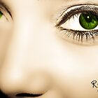 Emerald Eyes by Ryan Wells Photography