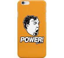Top Gear - Jeremy Clarkson POWER!! iPhone Case/Skin