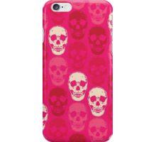 Saccharine Skulls iPhone Case/Skin