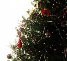 Christmas Tree Decorated by Richard Burton