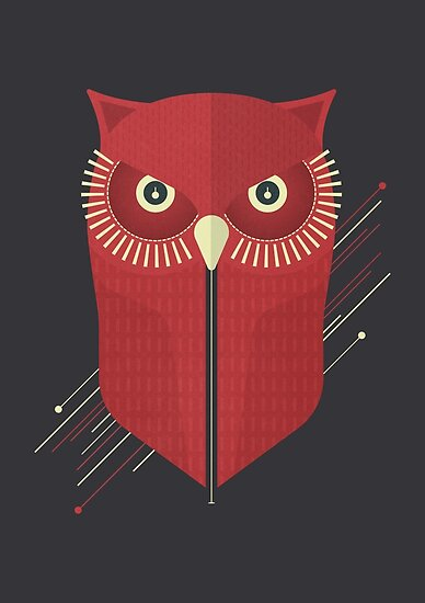 Owl by Tracie Andrews