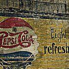Pepsi Cola by Sandy Dunn