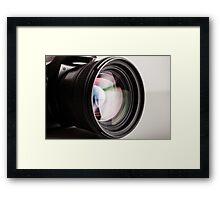 DSLR Framed Print