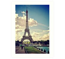 Paris 91 Art Print