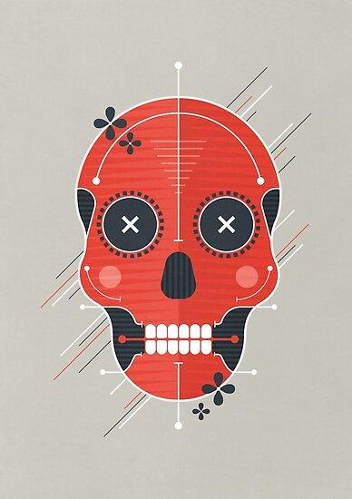 Skull by tracieandrews