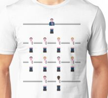Foosball - The Allies Unisex T-Shirt